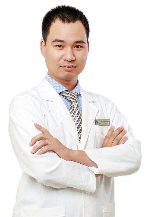 Bác sĩ Cao Tuấn Anh.