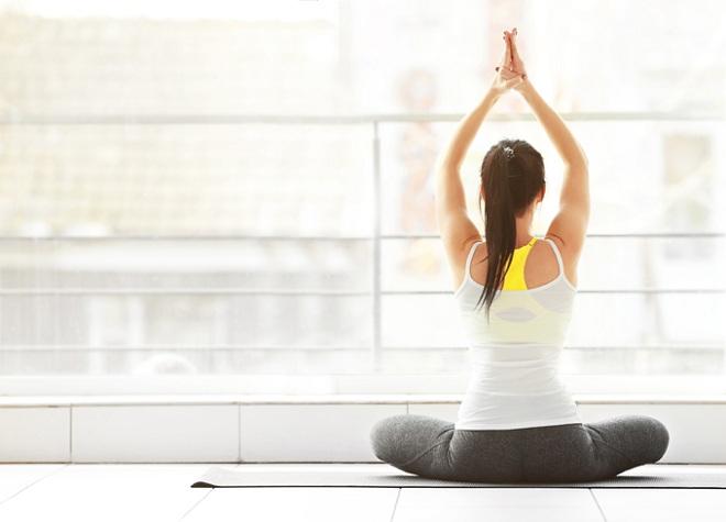 Chị em có thể tập Kegel vài phút mỗi ngày để cải thiện sức khỏe vùng kín. Ảnh: Shutterstock.