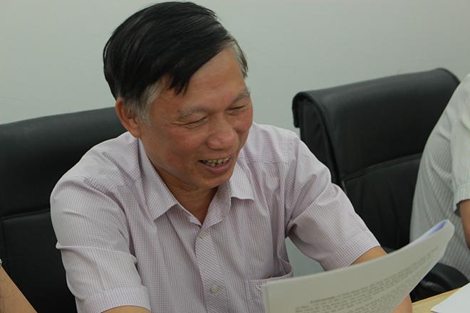 Cục trưởng Trần Quý Tường.