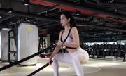 Cô gái Hà Nội tập gym để ba vòng cơ thể săn chắc