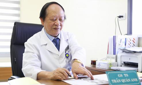 Giáo sư Trần Quán Anh - người sáng lập ngành Nam học Việt Nam