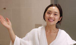 Cô gái Hàn Quốc hướng dẫn 7 bước chăm sóc da trước khi ngủ