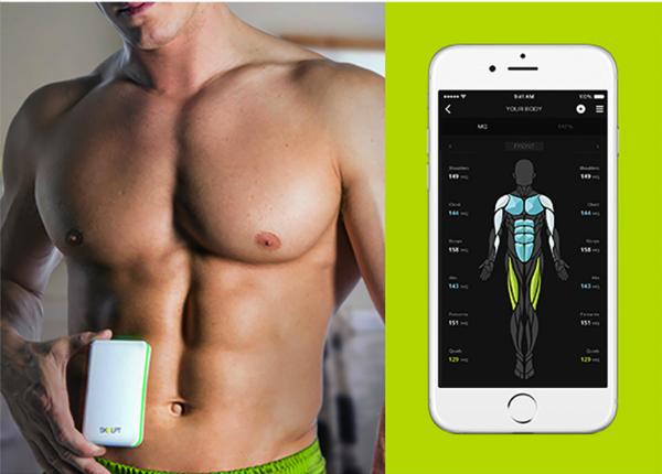 Đo chất lượng cơ bắp và lượng mỡ bằng thiết bị thông minh - 1
