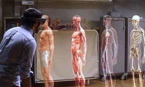 Công nghệ thực tế ảo giúp tiết học y khoa sinh động