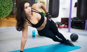 15 phút tập tại nhà giảm mỡ thừa toàn thân