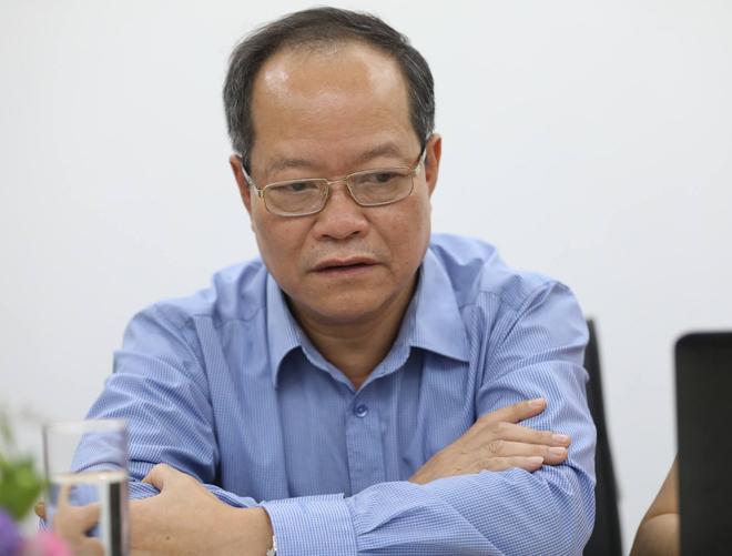Bác sĩ Ngô Hữu Hà.