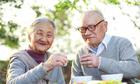 Dinh dưỡng đúng cách cho người cao tuổi
