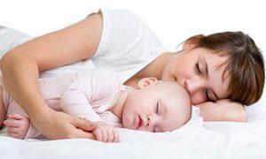 7 thay đổi của phái đẹp sau khi có em bé
