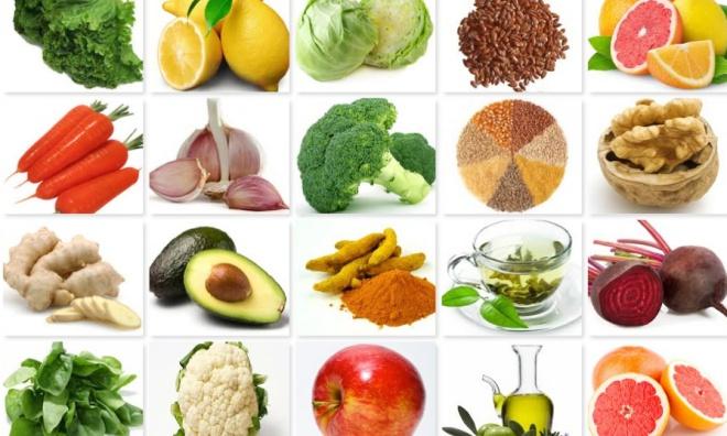12 thực phẩm hằng ngày giúp làm sạch gan