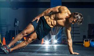 Bài cardio giúp nam giới giảm mỡ, săn cơ