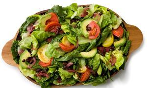 Cách làm món salad bổ dưỡng ăn thay cơm