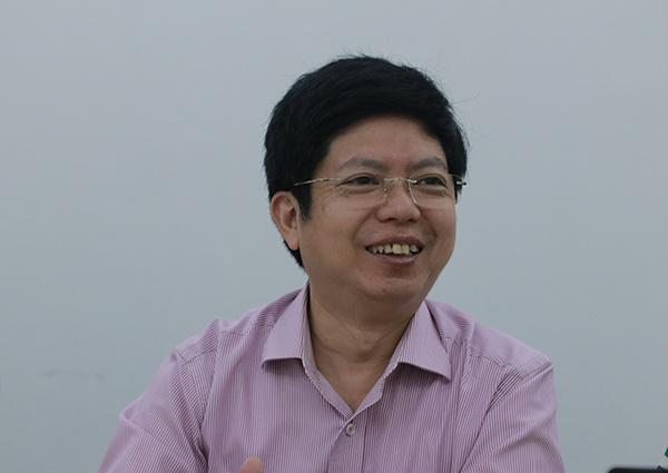 Bác sĩ Nguyễn Trọng Khoa.
