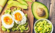 Thực đơn giảm cân trong hai tuần với trứng