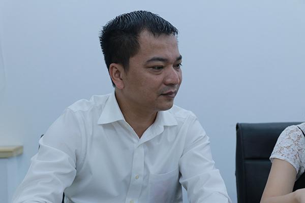 Tiến sĩ Nguyễn Xuân Tùng trả lời câu hỏi của đôc giả.