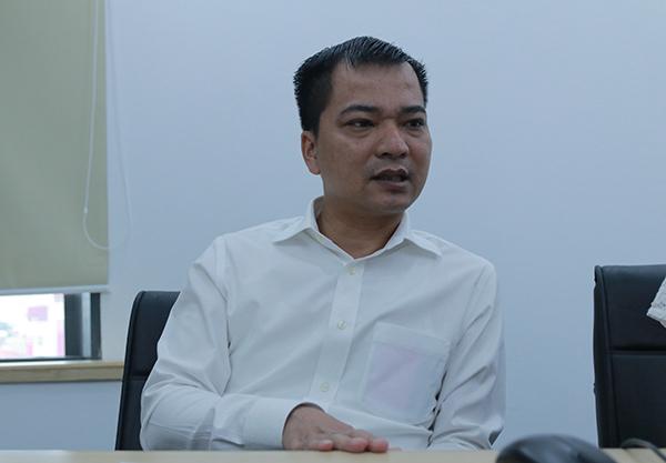 Tiến sĩ Nguyễn Xuân Tùng.