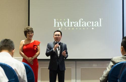 Kỳ Duyên dự sự kiện ra mắt công nghệ làm đẹp HydraFacial - ảnh 3