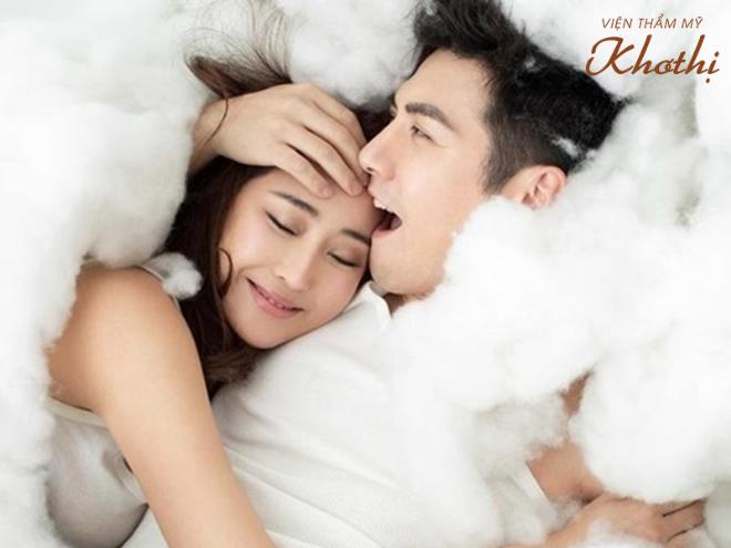 Gối chăn hòa hợp có thể duy trì hạnh phúc hôn nhân.
