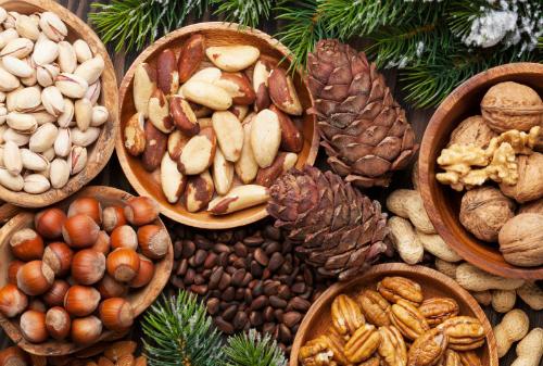 Các loại hạt tốt cho sức khỏe. Ảnh:My Shouthem Health