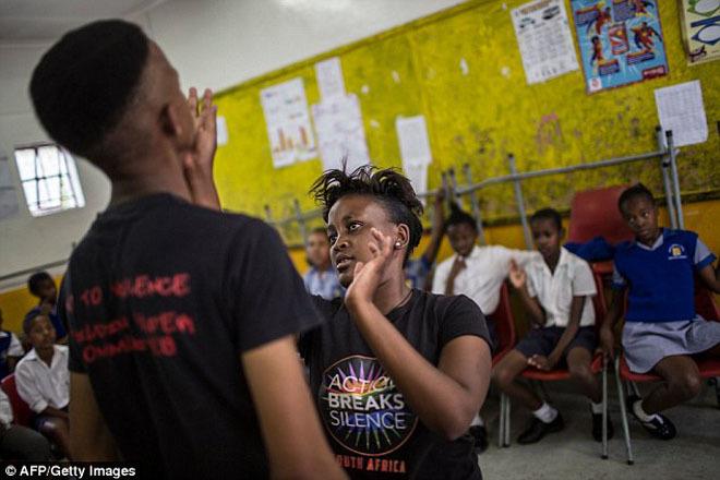 Nữ sinh học võ để tự vệ khi bị tấn công tình dục