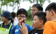 Trẻ em TP HCM sáng tạo đô thị thông minh vì sức khỏe cộng đồng