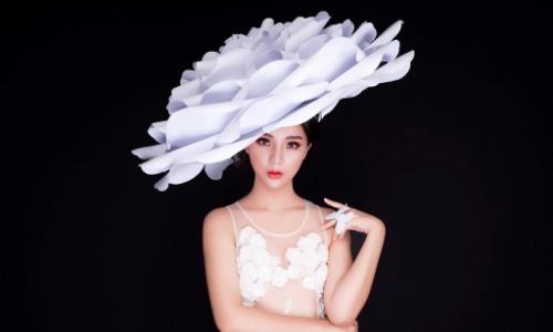 Thần thái xuất sắc của Như Ngọc tham dự cuộc thi Hoa khôi sắc đẹp 2018