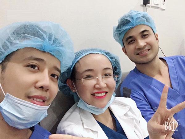 Lê Thị Thùy trở lại Change life với vai trò bác sĩ thẩm mỹ.