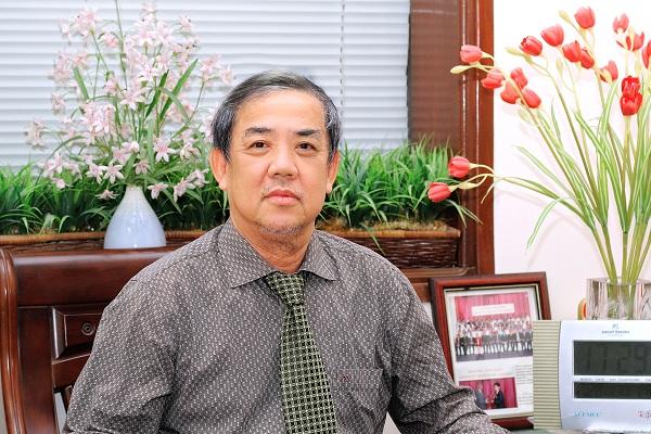 Bác sĩ Nguyễn Thành - Nguyên trưởng khoa khám bệnh, Bệnh viện da liễu Trung ương