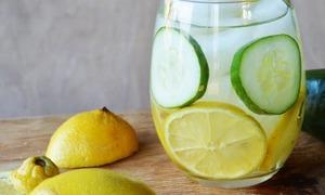 Cách làm nước detox giúp ăn uống ngon miệng