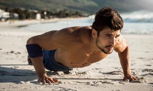 Cách tập luyện tăng cơ không cần đến phòng gym