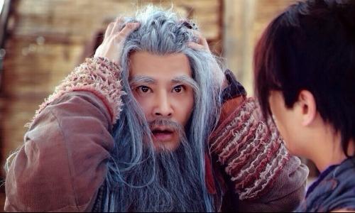 Nhân vật Âu Dương Phong trong truyện Kim Dung bị tẩu hỏa nhập ma. Ảnh: Wuxia.