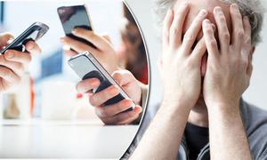 Mất điện thoại gây stress nặng hơn bị khủng bố