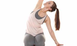 5 phút yoga buổi sáng đánh thức cơ thể