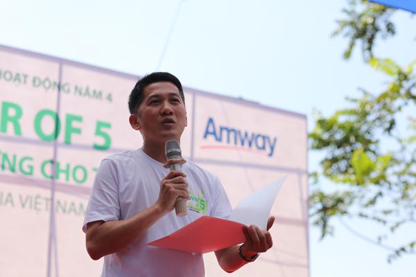 Hỗ trợ dinh dưỡng cho 2.000 trẻ em ở Thanh Hóa - ảnh 1