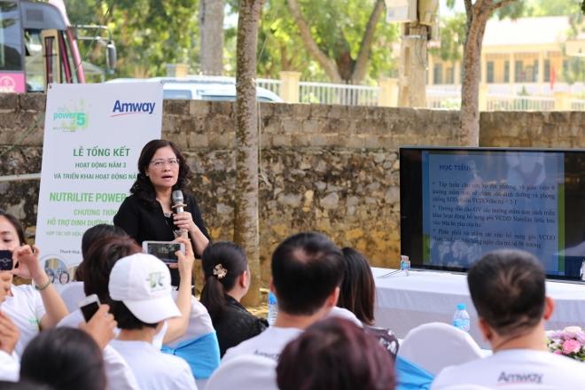 Hỗ trợ dinh dưỡng cho 2.000 trẻ em ở Thanh Hóa - ảnh 2