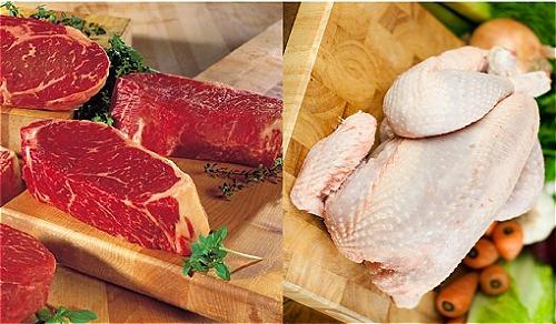 Ăn thịt trắng hay thịt đỏ tốt hơn? - ảnh 1