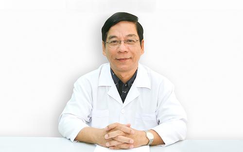 Chuyên gia Huỳnh Huy Hoàng - Nguyên Phó Chủ tịch Hội Da liễu TP HCM.