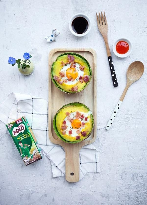 Food blogger Phan Anh Esheepchia sẻ thực đơn 7 bữa sáng cho con (bài chưa có số HĐ) - 3