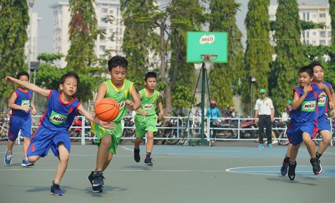 Thể thao có vai trò quan trọng đối với sự phát triển của trẻ.
