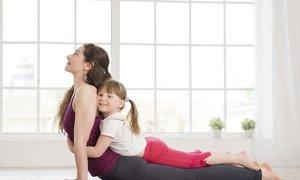 Bài thể dục bố mẹ tập cùng con