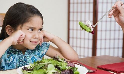 Làm sao để trẻ ăn rau nhiều hơn?