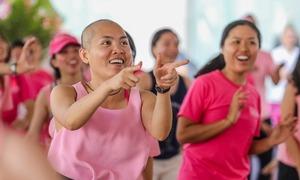 Những chiến binh 'đầu trọc' chống lại ung thư vú