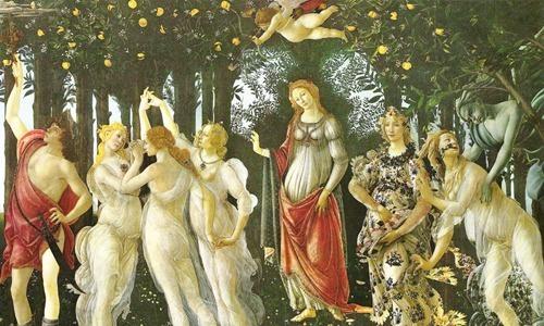 Bí quyết làm đẹp của phụ nữ Hy Lạp cổ đại