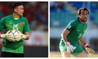 Cầu thủ Việt Nam 'đọ' vóc dáng đối thủ Malaysia ở AFF Cup