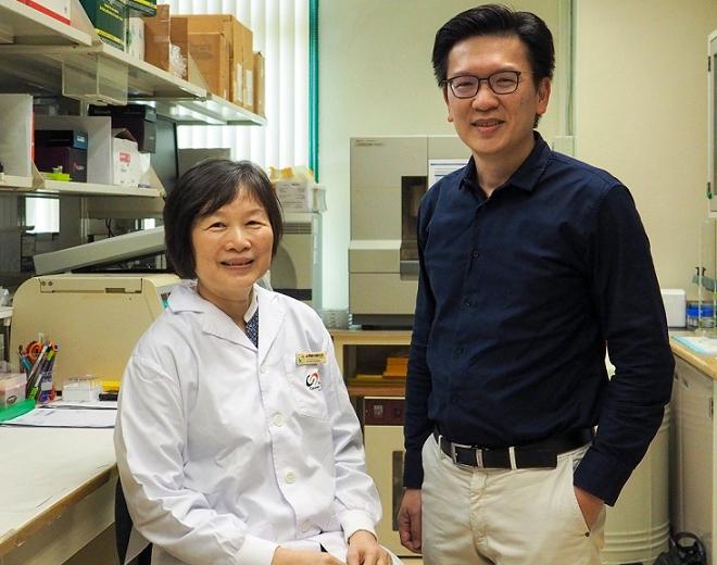 Giáo sư Ann Lee (Chuyên gia nghiên cứu Phân viện Khoa học Y khoa, Trung tâm Ung thư Quốc gia Singapore) và Bác sĩ Tan Min-Han (Nhà sáng lập và Giám đốc điều hành Trung tâm Chẩn đoán Lucence Diagnostics) là những người tiến hành cuộc nghiên cứu.