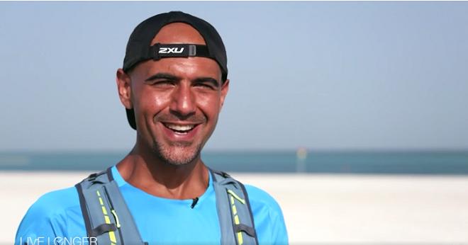 Tiến sĩ Al-Suwaidi sau khi giảm cân thành công. Ảnh: CNN