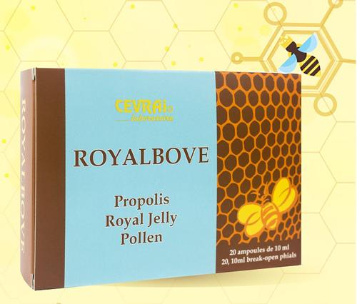 Sữa ong chúa Royalbove mang lại nhiều giá trị dinh dưỡng cho cơ thể.
