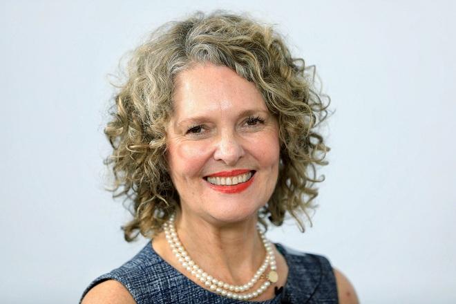 Bà Susan Kevork - chuyên gia dinh dưỡng cấp cao phụ trách khu vực châu Á - Thái Bình Dương Tập toàn Nestlé.
