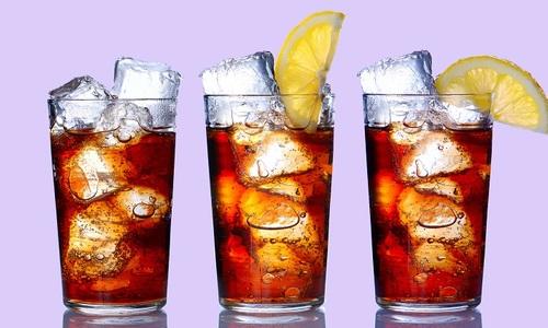 4 tác hại khi uống nước soda