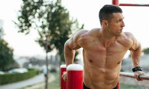 Bài tập cơ ngực tại nhà cho nam giới