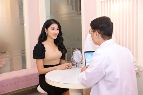 Minh Tiệp kỳ vọng Phú Hòa Beauty Spa sẽ là địa chỉ làm đẹp mới của chị em Hà thành.